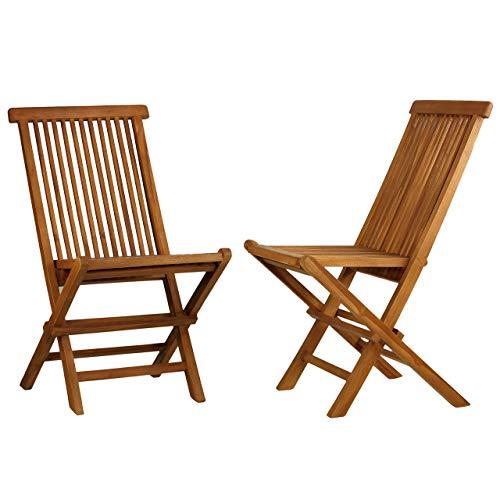 Teak Chairs: Amazon.com