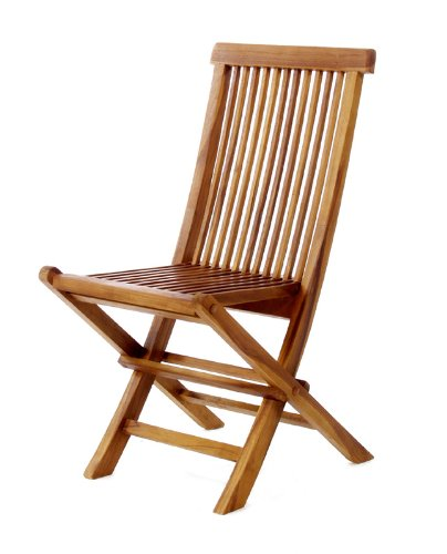 The making of the teak chairs