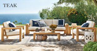 Teak Outdoor Furniture | Williams Sonoma