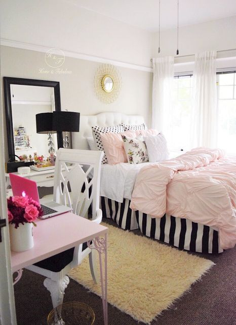 How To Make The Most Of Your Small Space | Teen Room Decor