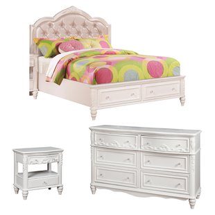 Girl Toddler Bedroom Furniture | Wayfair