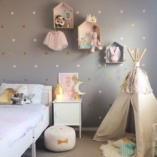 Toddler girl bedroom ideas | Home | Pinterest | Kids room, Girl room
