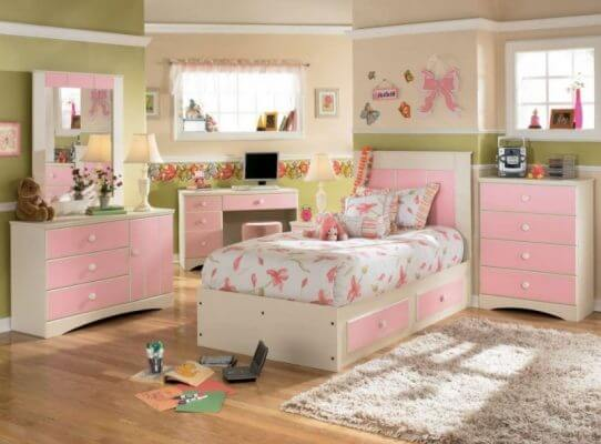 29+) Adorable Toddler Girl Bedroom Ideas on a Budget (CUTE!)