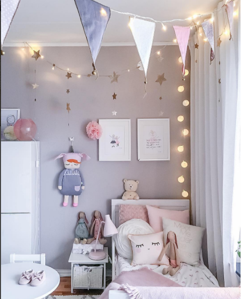 Lights for Camila's room. | Shais Room | Pinterest | Girl room
