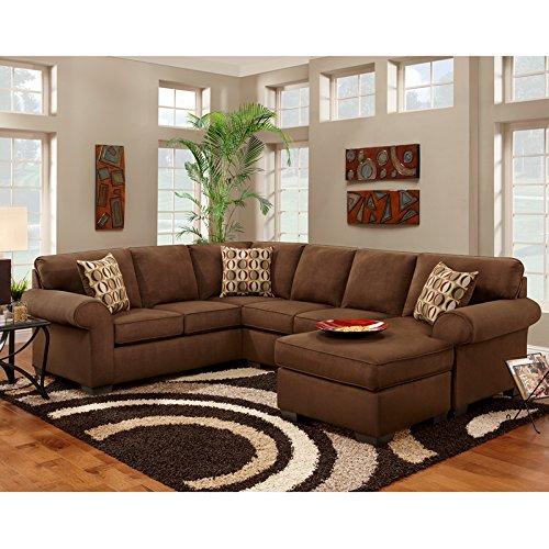 U-Shaped Sectional Sofas: Amazon.com