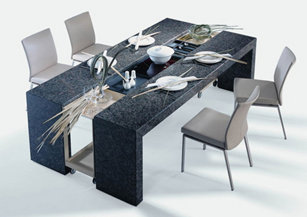 Unique Dining Table Home Interior Design 120 Cool Tables Inside Room
