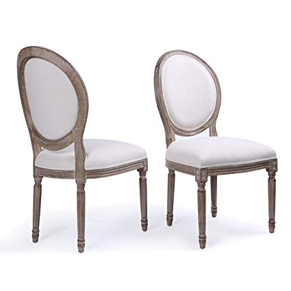 Amazon.com - Belleze Set of (2) Classic Elegant Traditional
