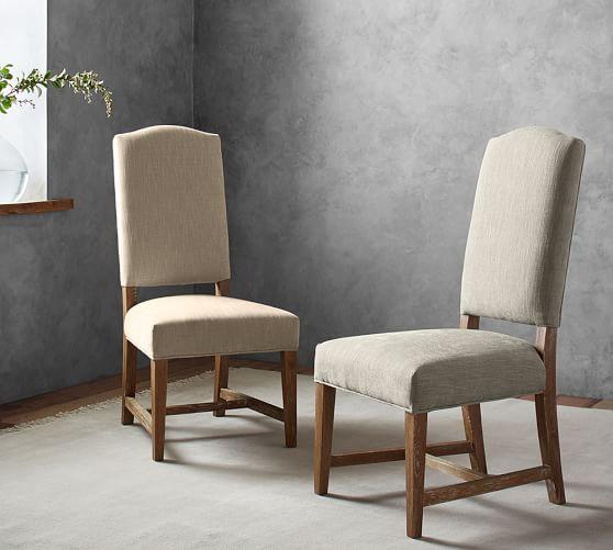 Ashton Upholstered Dining Chair | Pottery Barn