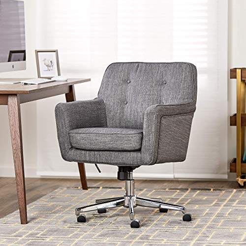 Upholstered office chair and its benefits