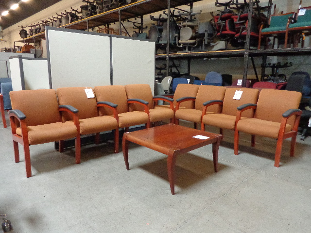 Used Wood Occasional Tables - Arizona Office Furniture