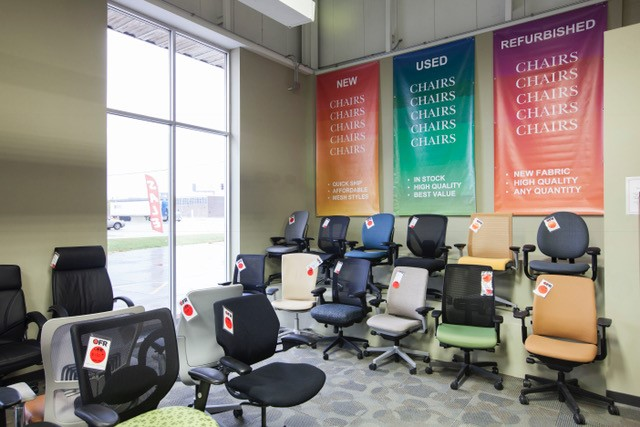 Used Office Furniture | Refurbished Office Furniture | Office