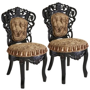 Victorian Parlor Chairs | Wayfair
