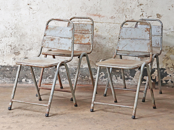 Vintage Chairs | Stools and Benches | Vintage Dining Chairs
