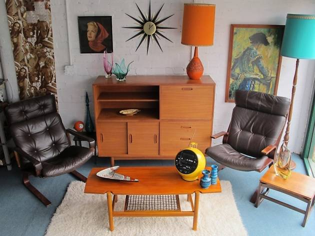 The best vintage furniture shops