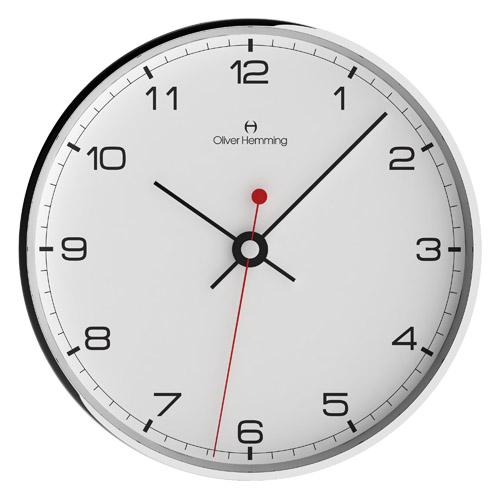 30cm Simplex Wall Clock u2013 W300S5WTB u2013 Oliver Hemming