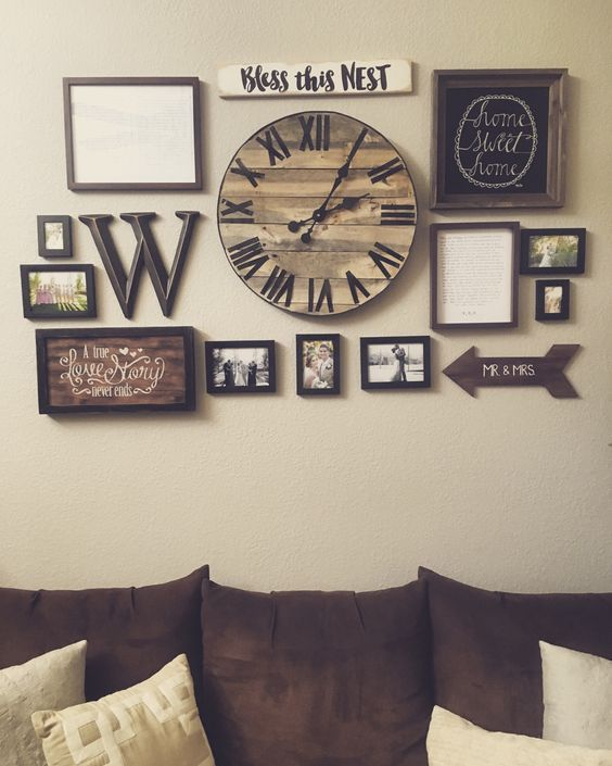 25 Must-Try Rustic Wall Decor Ideas Featuring The Most Amazing