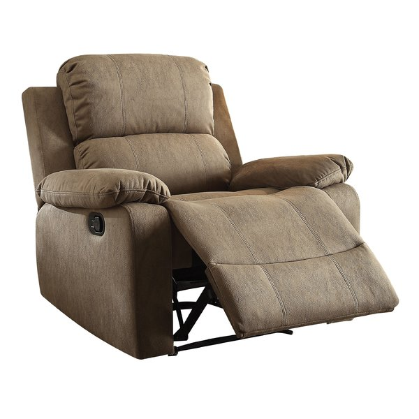 Winston Porter Riverdale Manual Wall Hugger Recliner & Reviews | Wayfair