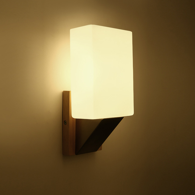 simple LED Wall lights Wall Mounted Indoor Decoration wall Light
