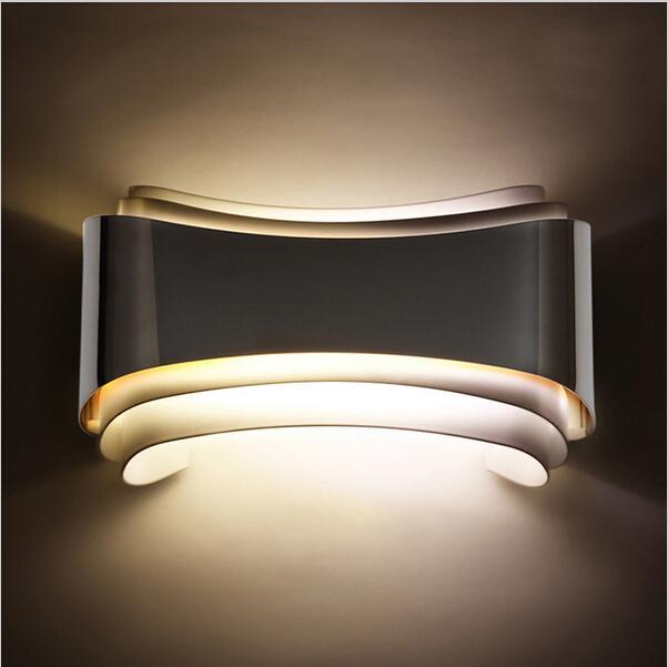2019 Modern 5w Led Wall Lights Foyer Bed Dining Living Room Lamp Led