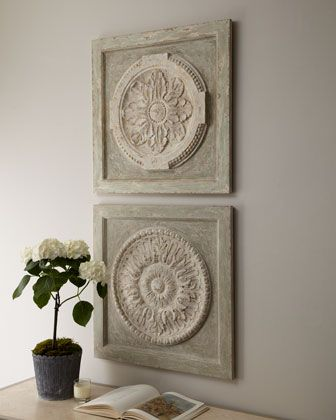 Decorative Wall Plaques Art Designs Medallion At Decorative Wall