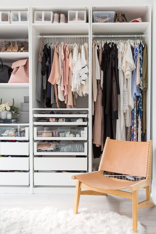Benefits of Wardrobe Ideas for Storage