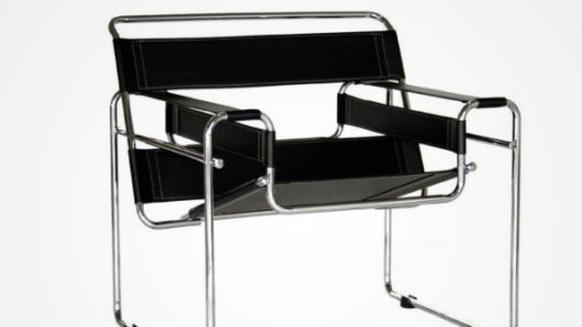 How the Classic Wassily Chair Was Inspired by a Bicycle