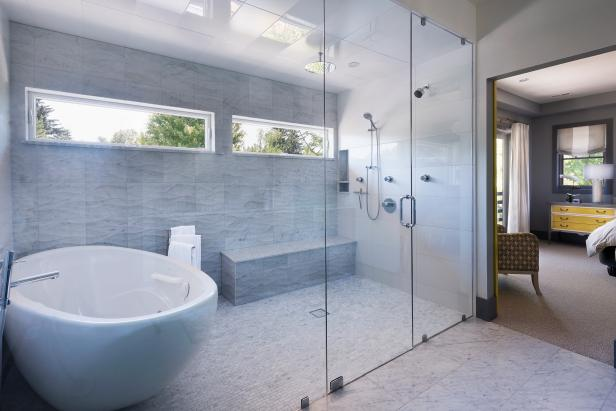 Interested in a Wet Room? Learn More About This Hot Bathroom Style