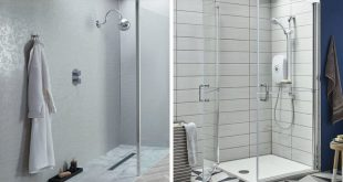 Wet rooms vs showers: safer, cheaper, more efficient?