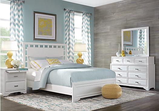White King Sized Bedroom Sets