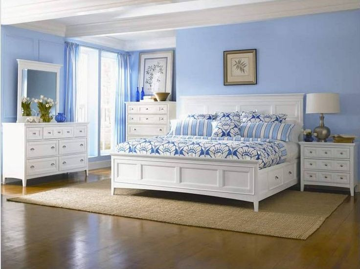 Get the best bedroom sets white for transforming the look of your