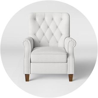 White : Chairs : Living Room Chairs : Target