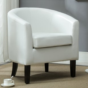 The effectiveness of the white comfy chair