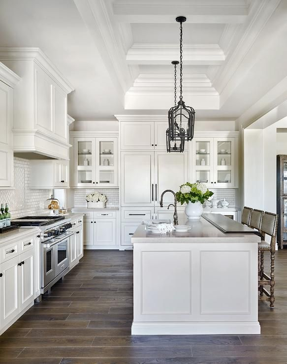 Gorgeous White Kitchens: House Remodel Chapter 4