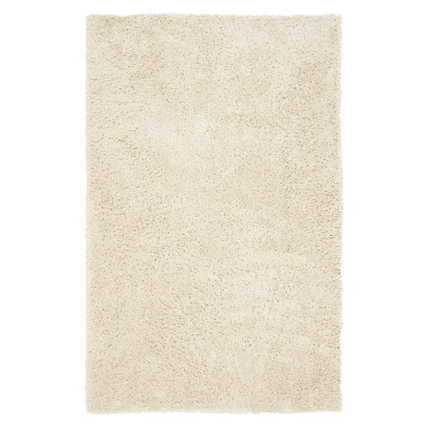 Shag & Flokati White Rugs You'll Love | Wayfair