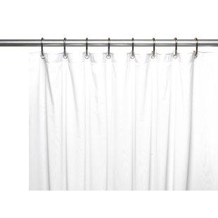 Modern White Shower Curtains | AllModern