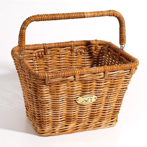 Nantucket Cisco Collection Rear Wicker Baskets - Adult Size