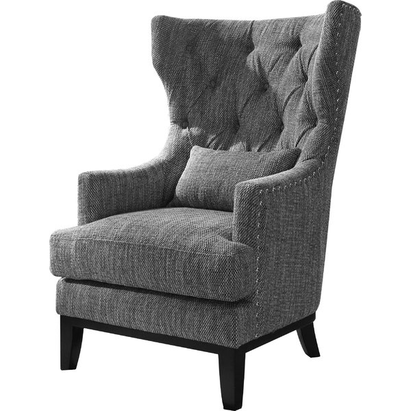 Add necessary styling to your workplace  with wingback chairs