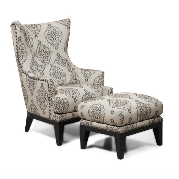 Darby Home Co Baltic Wingback Chair & Reviews | Wayfair