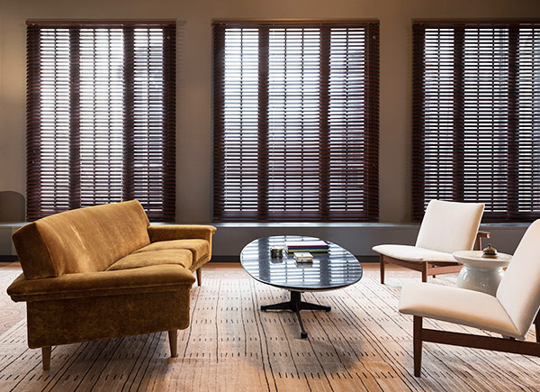 Wood and Faux Wood Blinds   Custom Wood Blinds   The Shade Store