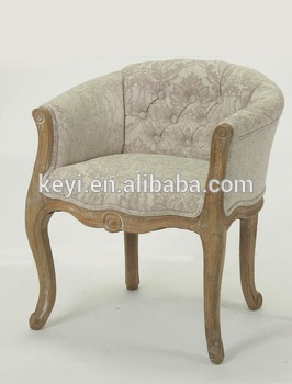 Home Furniture Hand Carved Wooden Armchair(ch-939-1-oak) - Buy