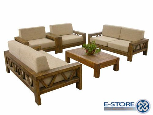 Wooden Sofa Set Designs u2026 | Design in 2019 | Sofa set designs