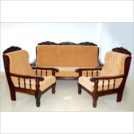 Wooden Sofa Set to enhance your house   beauty