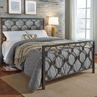 Wrought Iron - Metal - Fashion Bed Group - Beds & Headboards