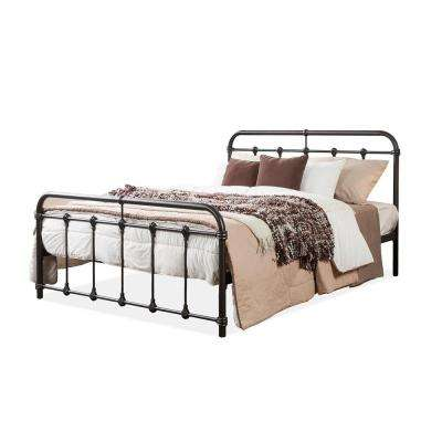 Wrought Iron - Beds & Headboards - Bedroom Furniture - The Home Depot