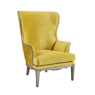 Mustard Yellow Velvet Chair | Wayfair